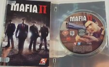 Mafia 2 II PC DVD Game Complete with Booklet and Map Poster 2K Games