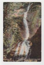 Monrovia,CA.Sawpit Falls,Monrovia Canyon,San Gabriel Mountains,L.A.Co.c.1909