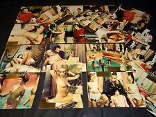 LES FOLLES NUITS DE CALIGULA jeu 18 photos luxe cinema lobby cards sexy 1977