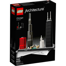 LEGO 21033 ARCHITECTURE - Chicago Illinois, USA