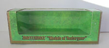 Repro Box Matchbox MOY Nr.16 H 1928 Mercedes SS Coupe