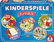 Kinderspiele Klassiker   Schmidt Spiele   49189   NEU