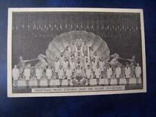 Steffani & his silver songsters - Music Hall Theatrical History Radio Film