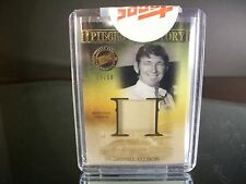 Insert Donnie Allison Press Pass PIECE OF HISTORY 2013 Card #PH-DoA Race-Used