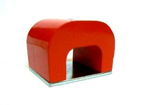 Magnets Alnico 70 Lb. Power Magnets Horseshoe 24 oz General Tools 370-24 Magnet