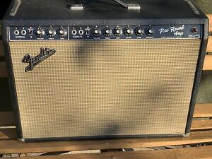 1965/66 Fender Pro Reverb / Nice One W / Cover