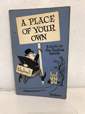 A Place of Your Own - Thelwell - First Edition - 1960