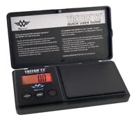 Digitalwaage 550 x 0,1g Feinwaage Taschenwaage 0,1 g gr Goldwaage My Weigh