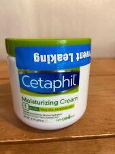 Cetaphil Moisturizing Body Cream Fragrance Free 16oz Very Dry Sensitive Skin