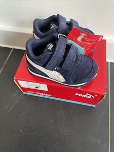 boys puma trainers size 3 Brand New Toddles