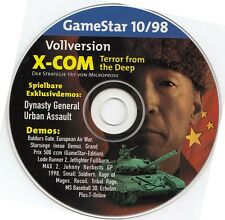 X-Com Terror from The Deep - CD