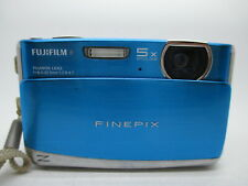 Fuji FinePix Z70 Blue Digital Camera 12.2MP Z Series 5x Zoom