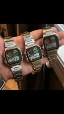*Modified*Brand New**Casio Royale AE-1200WHD-1A World Time Watch