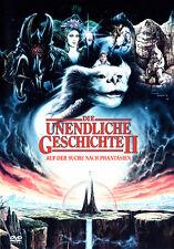 Die unendliche Geschichte 2  * DVD *   von Michael Ende -  NEU / OVP  II