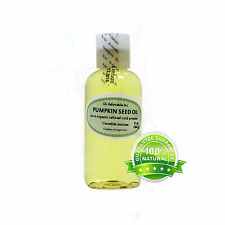 4 OZ PUMPKIN SEED OIL  100% PURE REFINED ORGANIC COLD PRESSED