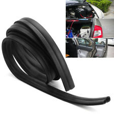 3M O U-Shape Moulding Black Trim Rubber Strip Car Door Edge Seal Weather-strip