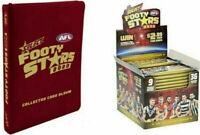 2020 SELECT AFL FOOTY STARS FACTORY SEALED BOX 36 PACKS + ALBUM FOLDER BINDER