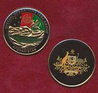 Afghanistan - SOTG Challenge Coin Militaria