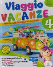 Viaggio vacanze. Per la Scuola elementare. Vol. 4
