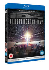 Independence Day: Theatrical and Extended Cut Blu-ray (2016) Will Smith