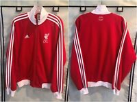 Liverpool Official Adidas Track Jacket Small LFC EPL