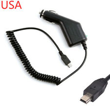 Car Charger Auto DC Power Supply Adapter For Garmin GPS Nuvi 3550 LM/T 3590 LM/T