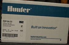 """HUNTER PGP-04-3.0  ULTRA NEW ADJ 4"""" ROTOR SPRINKLER 20 HEADS Full Case"""