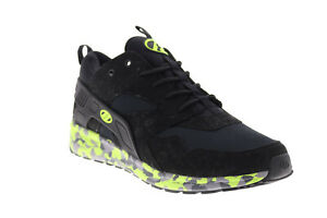 Heelys Force HE100095M Mens Black Synthetic Lace Up Lifestyle Sneakers Shoes