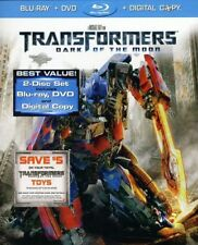 Transformers: The Dark of the Moon [New Blu-ray] With DVD, Widescreen, Ac-3/Do