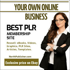 Premium Membership on eBooks Plr Site for 1 Month - NorthPublisher.com
