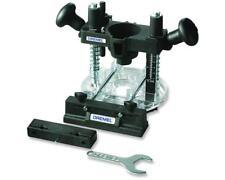 DREMEL Oberfräsen Vorsatz Vorsatzgerät Aufsatz für Fräsen mit Mini-Bohrmaschine