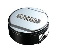 Tomei 193056 Oil Filler Piston Cap for Nissan Honda M32 Silver Solid Aluminum