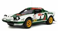 OTTO MOBILE G037 LANCIA STRATOS resin model car San Remo Rally 1976 Ltd 999 1:12
