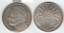 Juan pablo ii. 1978-05 San Pedro medalla unedel aprox. 15,61 g aprox. 35 mm