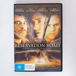 Reservation Road Movie DVD Region 4 Free Postage - Drama Thriller