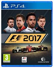 F1 2017 (Formula 1) (PS4) Brand New & Sealed UK PAL Quick Dispatch
