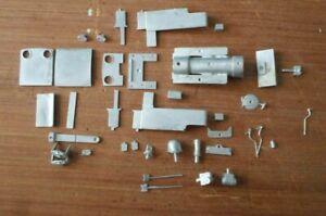Southwold Railway 'Wenhaston' 0-6-2T 4mm scale cast metal loco body kit