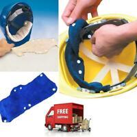 1pcs Universal-Frottee-Schweißband für Schutzhelm-Schutzhelmersatz