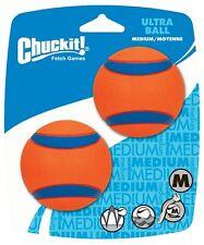 Chuckit Ultra Ball M 6 cm 2 Pack - Hundespielzeug