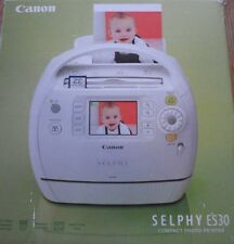 Canon SELPHY ES30 Digital Photo Thermal Printer
