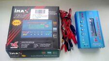 iMAX B6 RC CHARGER DIGITAL LCD LIPO NiMh VEHICLE CAR BATTERY BALANCE DISCHARGER