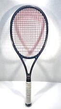 "Head Club Pro Tennis Racket 89.5 Sq Ft Fiberglass Graphite 4 5/8"" 1987 Vintage"
