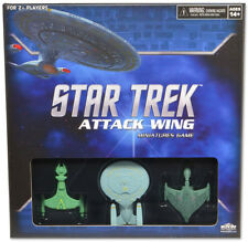 STAR TREK ATTACK WING STARTER SET MINIATURES GAME
