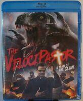 The VelociPastor Blu-ray (2019 - Wild Eye Releasing)
