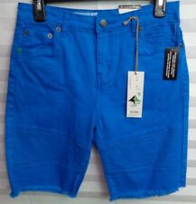 "LR Geans Blue Denim Shorts Boys Size 20  (Waist 30"") (u)"