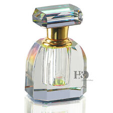Crystal Car Desk Office Home Air Freshener Perfume Fragrance Bottle Wedding Deco