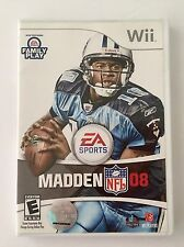 WII Game EA Sports Madden NFL 08