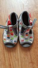 Befado Canvas Shoes for Boys with Buckle