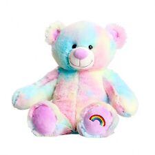 "Rainbow Orso 15"" - Build a Peluche Teddy Bear Amico Peloso Kit Per Festa"