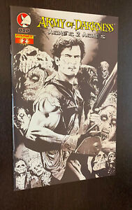 ARMY OF DARKNESS Ashes 2 Ashes #2 (Dynamite Comics) -- Greg Land Sketch Variant